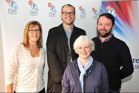 Bridget Pedgrift, Andrew Orr, Hilary Davis, Stephen Kelliher
